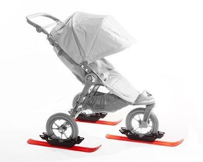 RX3 Polar Stroller Ski Set