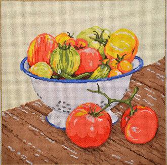 Tomatoes (Handpainted by Sandra Gilmore Designs)