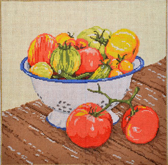 Tomatoes (Handpainted by Sandra Gilmore Designs)