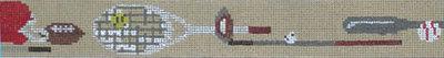 Pick a Sport, Any Sport Belt (Handpainted by Walker Street Designs)