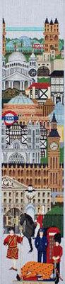 London Wall Hanging