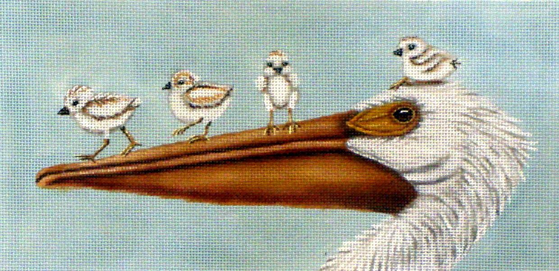 Flight School   (Hand Painted by Vikki Sawyer)