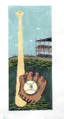 Fly Ball   (Handpainted by Cooper Oaks)