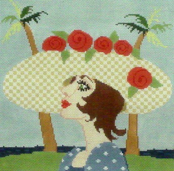 Kathy     (handpainted by Neeledeeva Inc.)