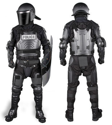 FlexForce™ Full Body Protective Suit