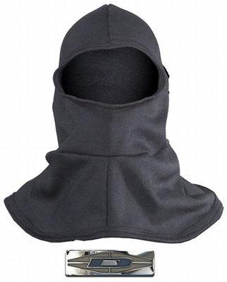 Heavyweight Hood with flared bib