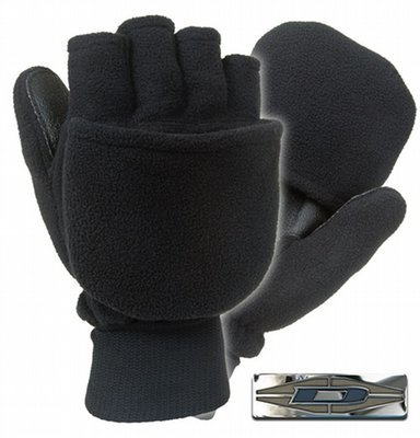 Thermal lined fleece Postal Mitt