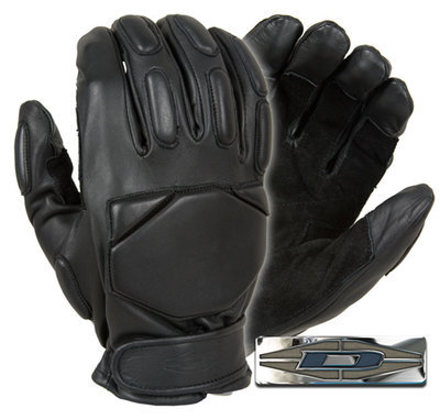 Responder™ - Leather gloves with reinforced palms (Full Finger)