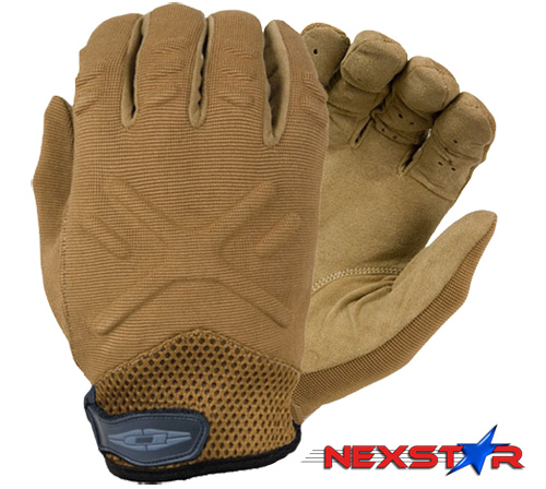 Interceptor X™ - Medium Weight duty gloves (Coyote Tan)