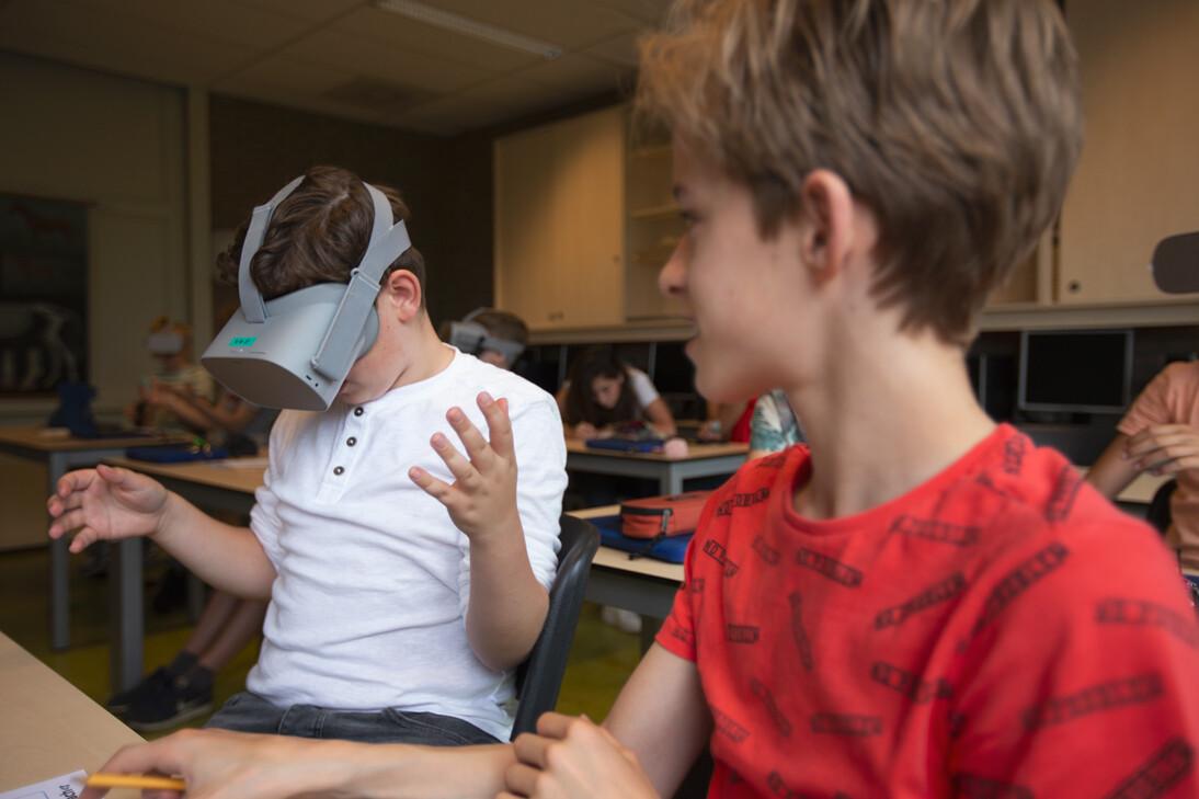 3Dkanjers VR-Discovery Uitgebreid (PO, VO en SO)