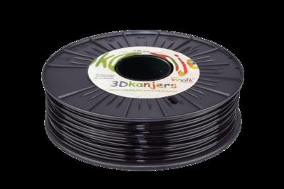 3Dkanjers PLA-Filament Zwart