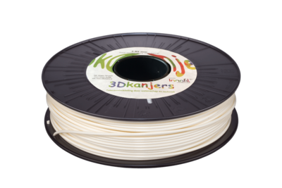 3Dkanjers PLA-Filament Wit