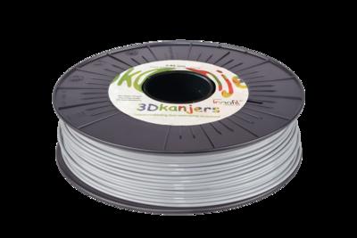 3Dkanjers PLA-Filament Grijs