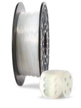 Dremel PLA-Filament Wit Transparant