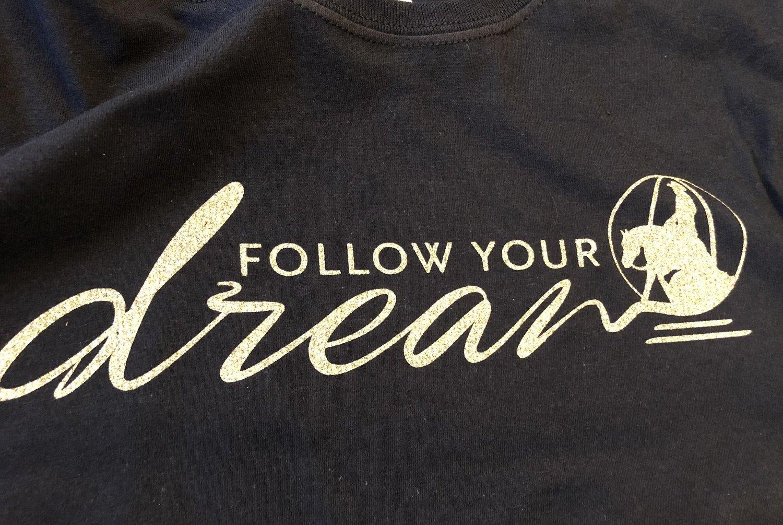Follow Your Dreams- Reining