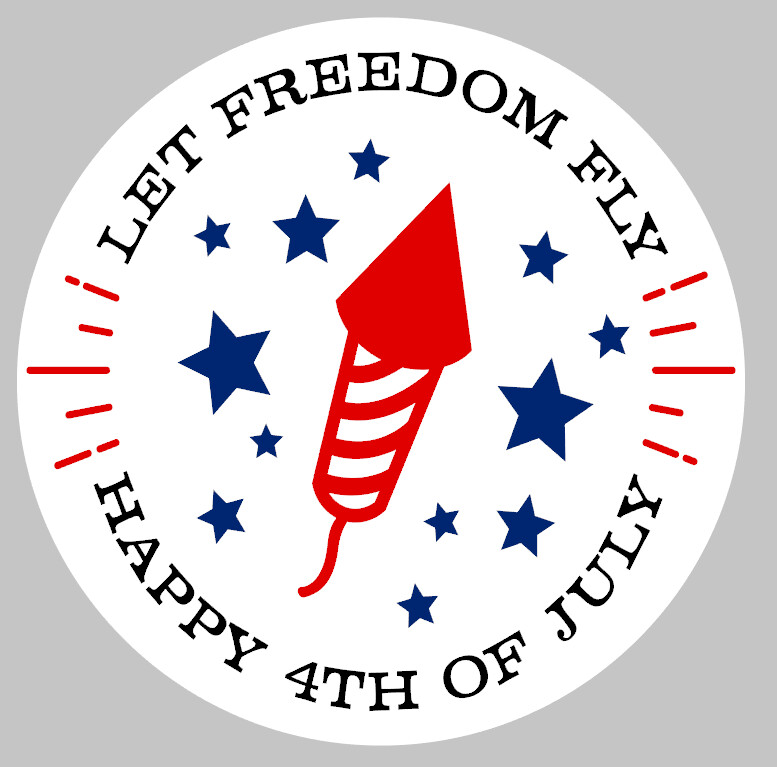 Round Let Freedom Fly