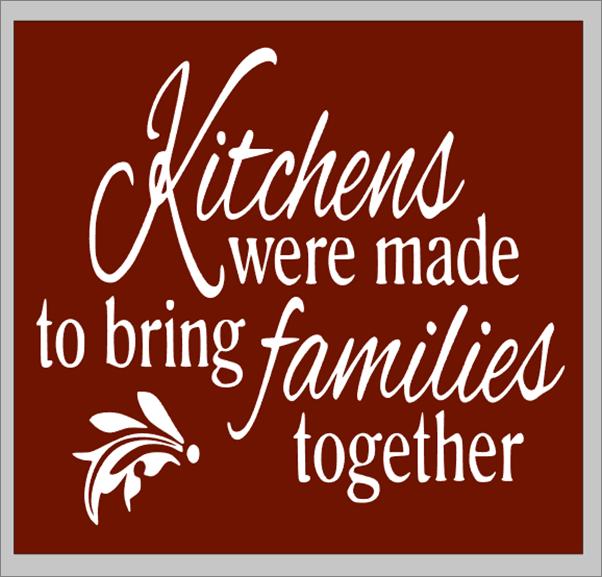 Kitchens were Made