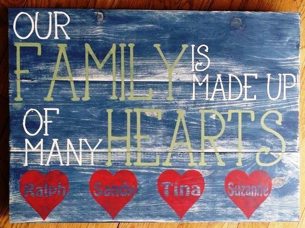 Family of Hearts