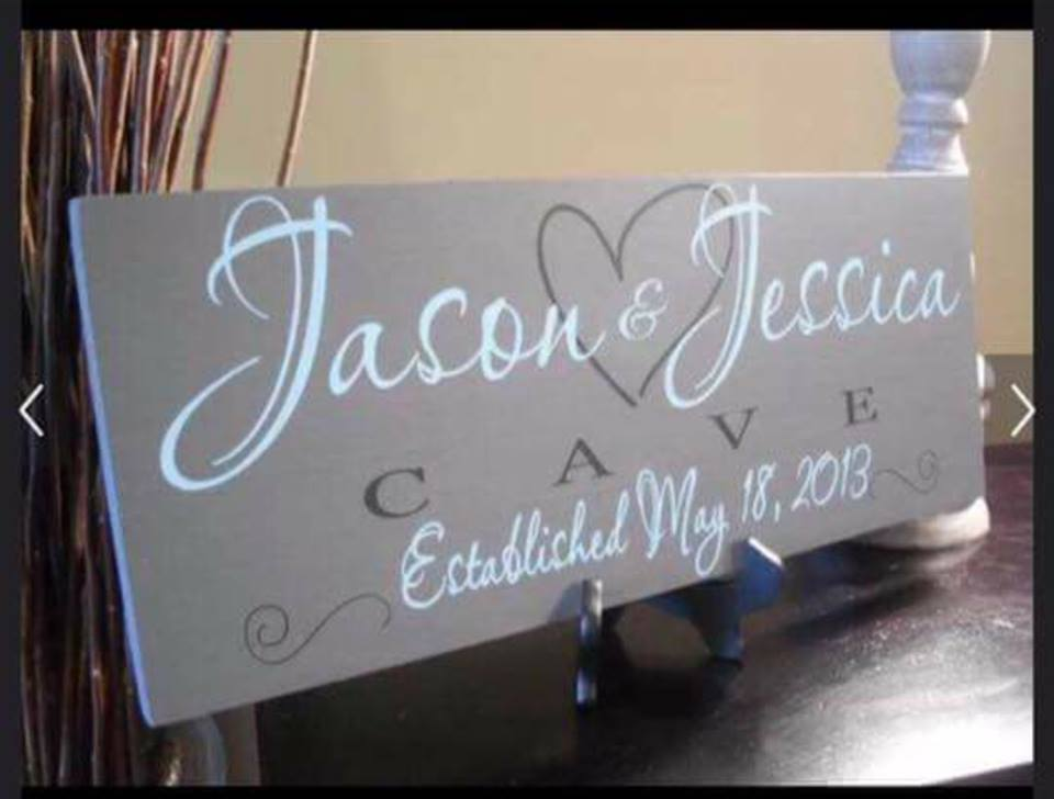 Names With Wedding Date