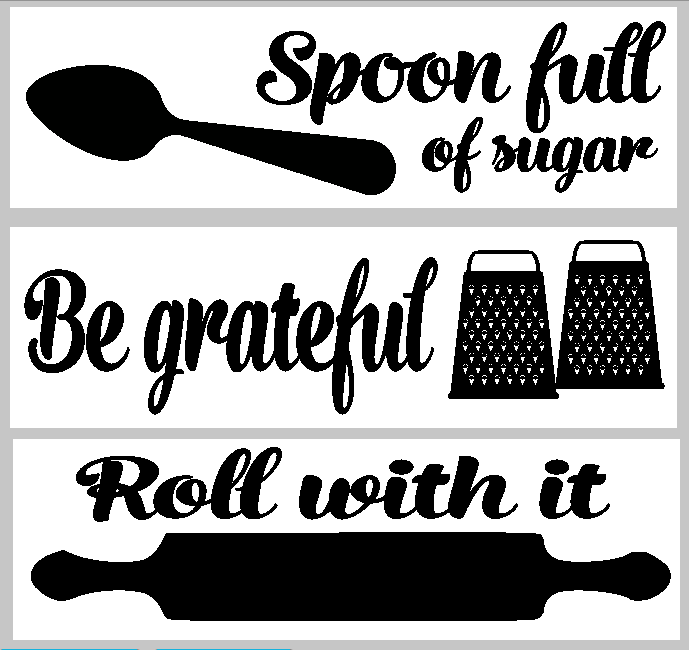 Spoonful; Roll With it ; Grateful