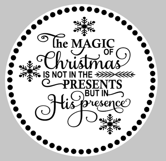 Round the Magic of Christmas