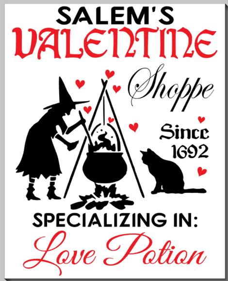 Valentine Love Potion