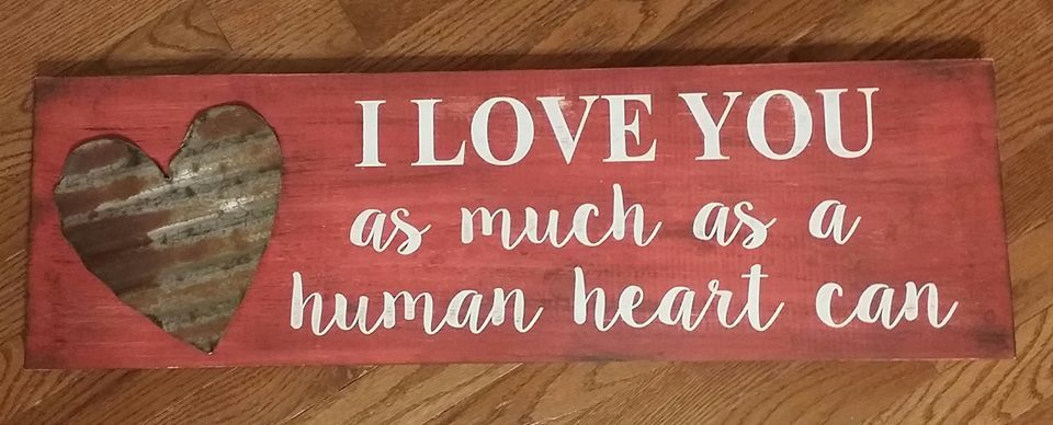 As Much as a Human Heart Can