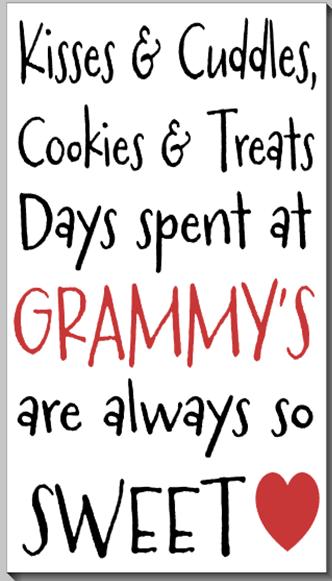 Days at Grammy's
