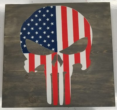 Punisher Flag