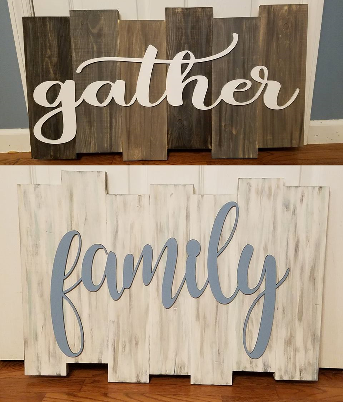 Gather / Family Dimensional Word Sign