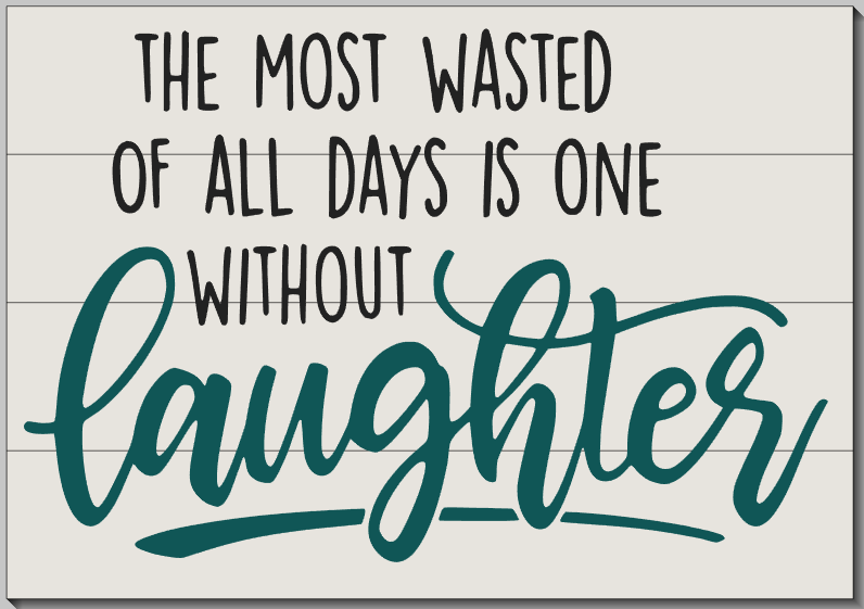 The Most Wasted Days...