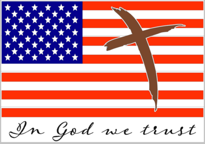 In God We Trust Flag