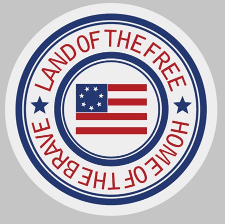 Round Land of the Free