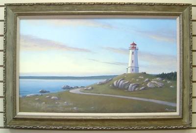 Louisburg Lighthouse