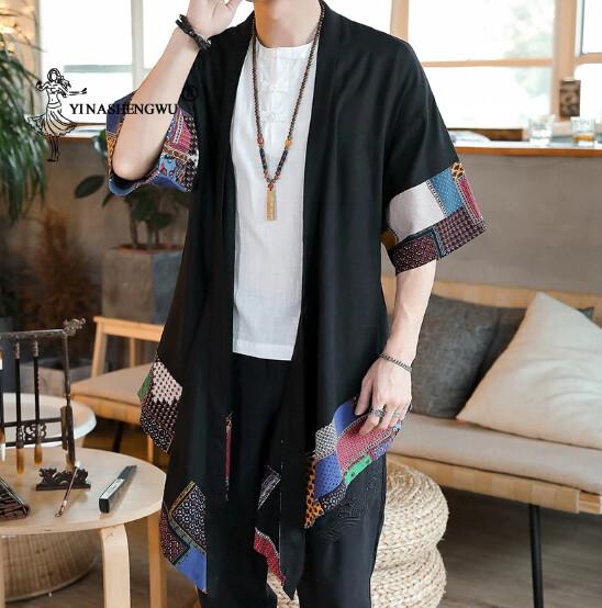 Samurai Hagajuku Kimono Korean Style