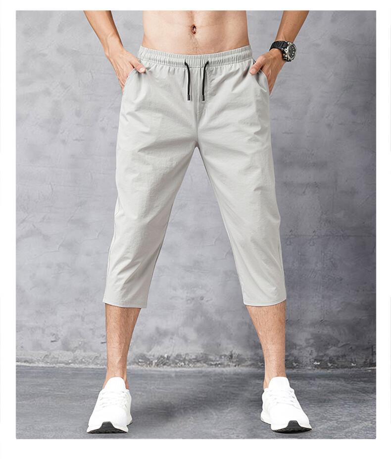 Bermuda moda transpirable Ropa Coreana de Hombre Korean Style
