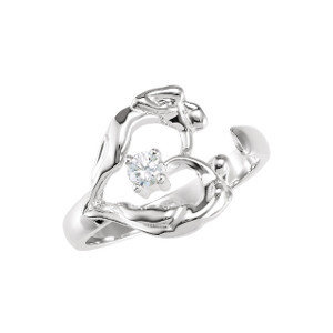 Open (Pinky/Toe) Ring