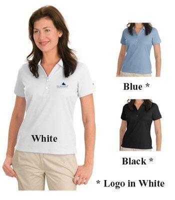 NIKE Ladies Dri-Fit Classic Sport Shirt