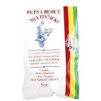 Pets Choice Pond Food Multisticks 5Kg
