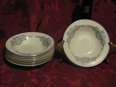 Edwin Knowles Chins, Fruit Dish, Hostess Pattern 32-2
