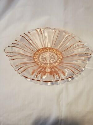 Anchor Hocking, Pink Mint Dish,