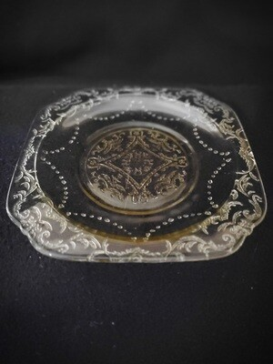 Vintage, Bread & Butter Plate 6