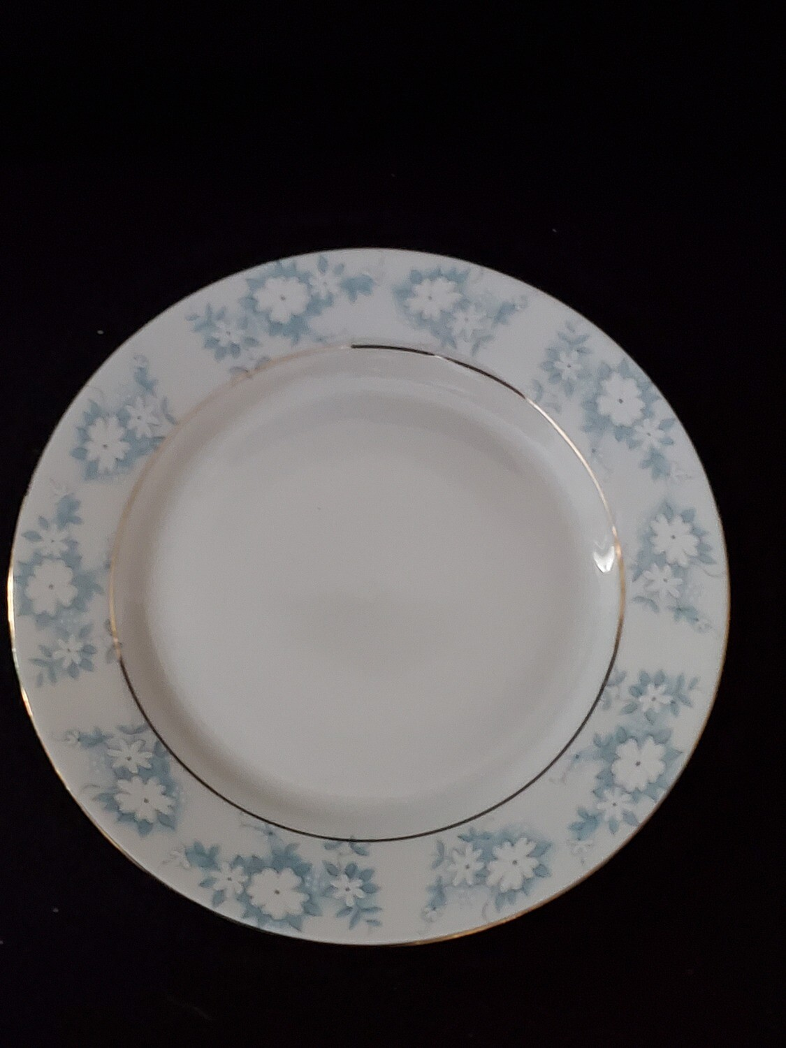 """Montgomery Ward, Bread & Butter Plate, 6 3/4"""" Danube by Style House."""