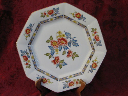 "MOMOYAMA Fine China, 12"" Serving Platter"