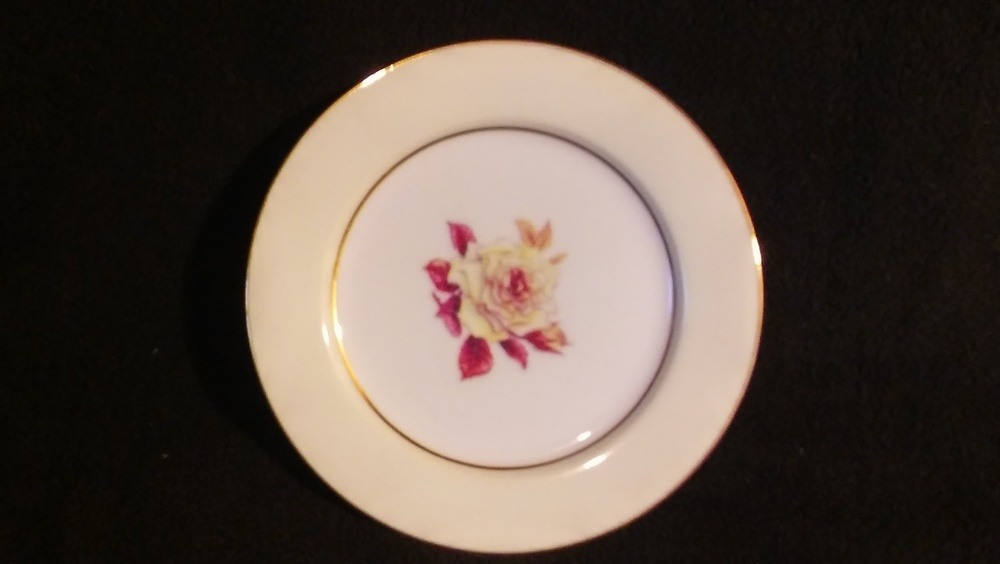 """Mikado Coupe Soup, Cereal Bowl 7 5/8"""", Prima Donna Pattern"""
