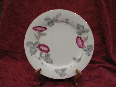 Noritake China Morning Glory, Salad Plate 7 5/8