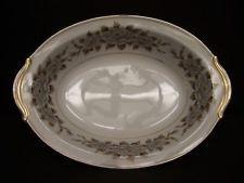 Noritake China Oval Vegetable Bowl, Pattern 5318, Glenbrook