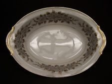 Noritake China Oval Vegetable Bowl, Pattern 5318, Glenbrook