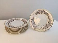 Noritake China, Bread & Butter Plate, Pattern 5318, Glenbrook