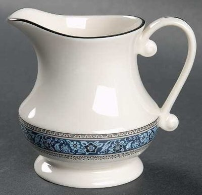 Pickard China, Creamer, 6 oz, Overture Pattern